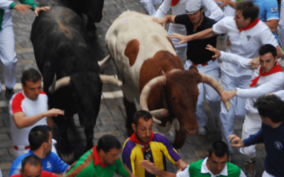 11 Tips to know how to run with the bulls
