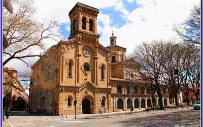 San Lorenzo church in Pamplona