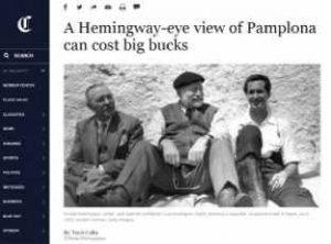 Hemingway = money