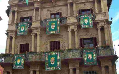 Pamplona,s City Hall