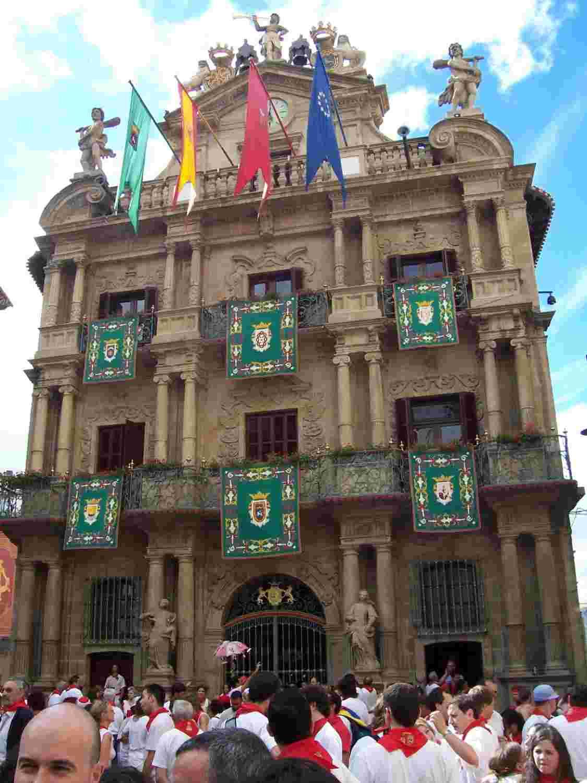 Pamplona´s City Hall
