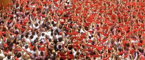 San Fermin 2020 start on July 6th at noon, and ends July 14th at mid night