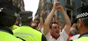 Stay safe in Pamplona